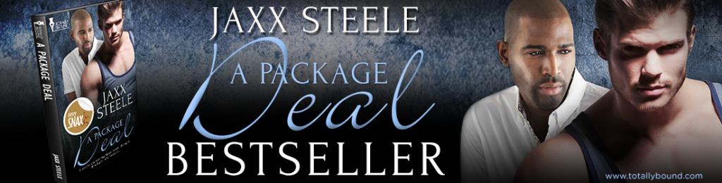 A Package Deal_Jaxx Steele_author_final